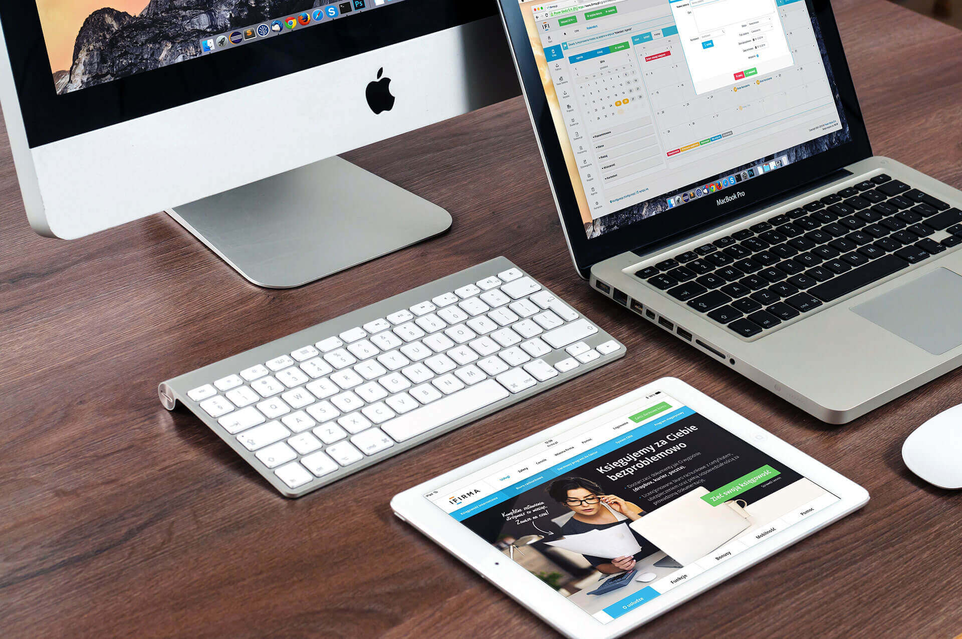 Création d'application web sur mesure