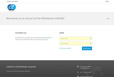 Comité d'entreprise AADAIRC