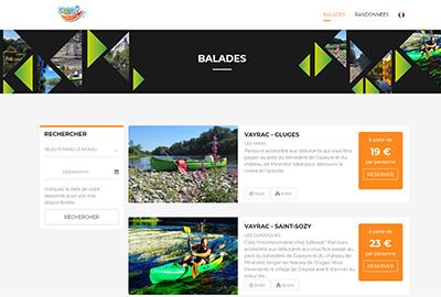 Safaraid - Canoë Kayak Dordogne