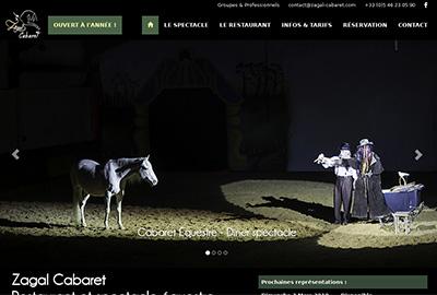 Zagal Cabaret Équestre
